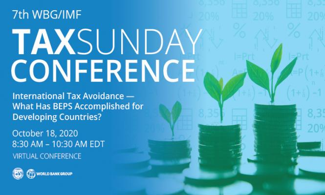 Tax Sunday Conference